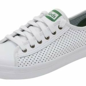 Keds sneakers, white, size 6